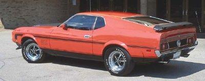Mustang Mark 1  Ide dimage de voiture